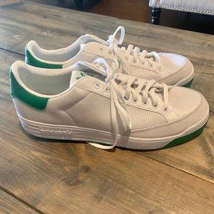 NWOT Men's Adidas Rod Laver Super Fashion Sneaker